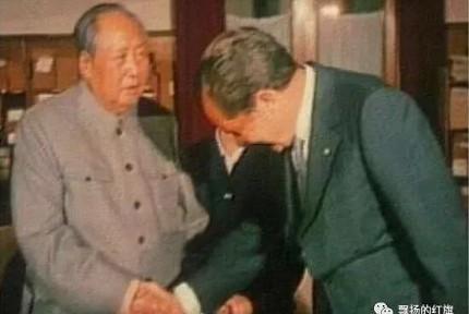 毛泽东逝世前做了什么 让中美关系稳定了四十年?