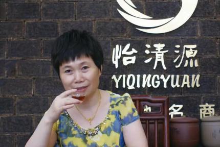刘丽华:安化黑茶进上海的开拓者