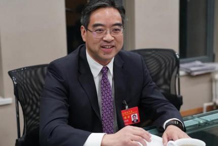 曾赞荣(邵阳籍)任职山东省副省长